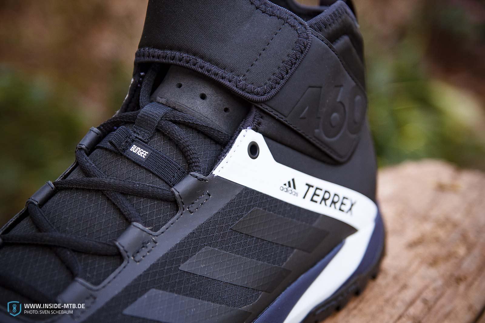 839d5b5fea8 Optisch gibt es am Adidas Terrex Trailcross Protect nichts zu zu bemängeln.  Soviel er auf technischer Ebene auch mit 5.10 Schuhen gemeinsam hat